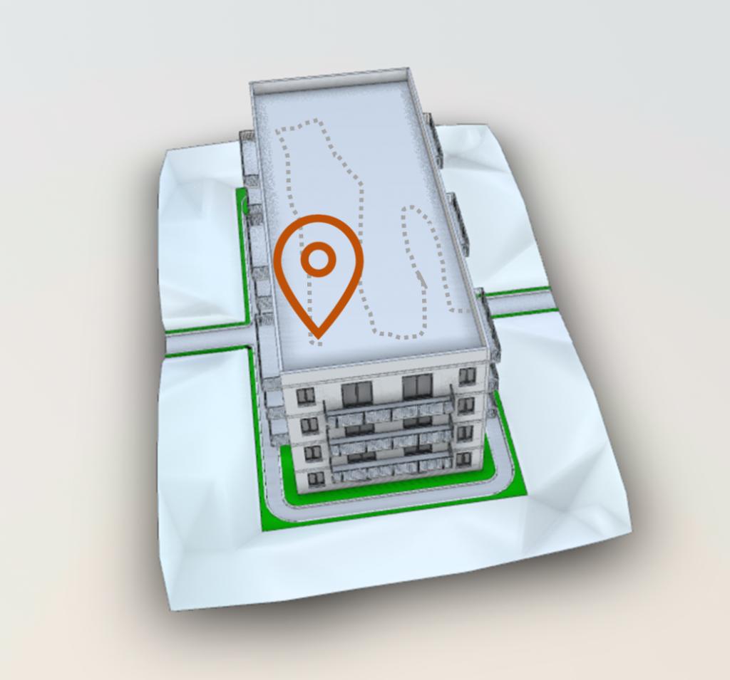 solutions de drones géolocalisation