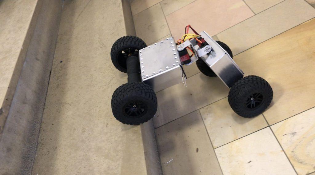 solutions de drones robot flex